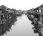 西塘 - 依然是黑白怀旧风,尽在不语中 / 2004-01-26 12:01