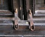 西塘 - 一处旧窗扣 / 2004-01-26 14:45