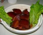 珠海,天香园,红烧肉 / 2006-11-11 21:19