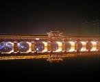 华灯熟溪桥 / 2008-01-11 20:41