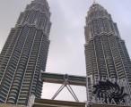 马来西亚KLCC Suria,著名的双塔 / 2008-01-20 18:45