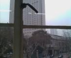 旧式公寓窗 / 2012-02-21 16:00