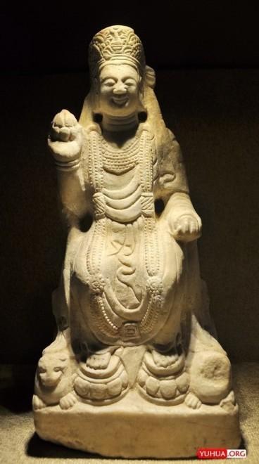 隋代菩萨造像 / 2012-04-28 13:22