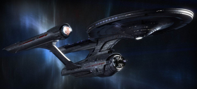 """星际迷航(Star Trek)中的""""进取号"""""""