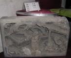 西塘 - 宋代仪门砖雕 / 2004-01-26 15:07