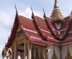泰国普吉岛Kata镇越差庙 / 2005-05-22 10:09