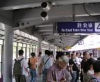 罗湖-九龙的火车站 / 2005-05-15 11:46