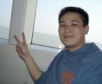 从九洲港坐高速客轮出发 / 2006-11-08 16:20