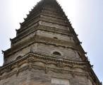 法门寺重修真身舍利宝塔(一九八八年) / 2012-04-27 12:40